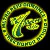 Metro Performance Taekwondo Studios logo