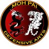 Moh Pai Defensive Arts logo