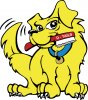 D-Tails Grooming logo