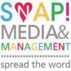 Snap! Media & Management Logo