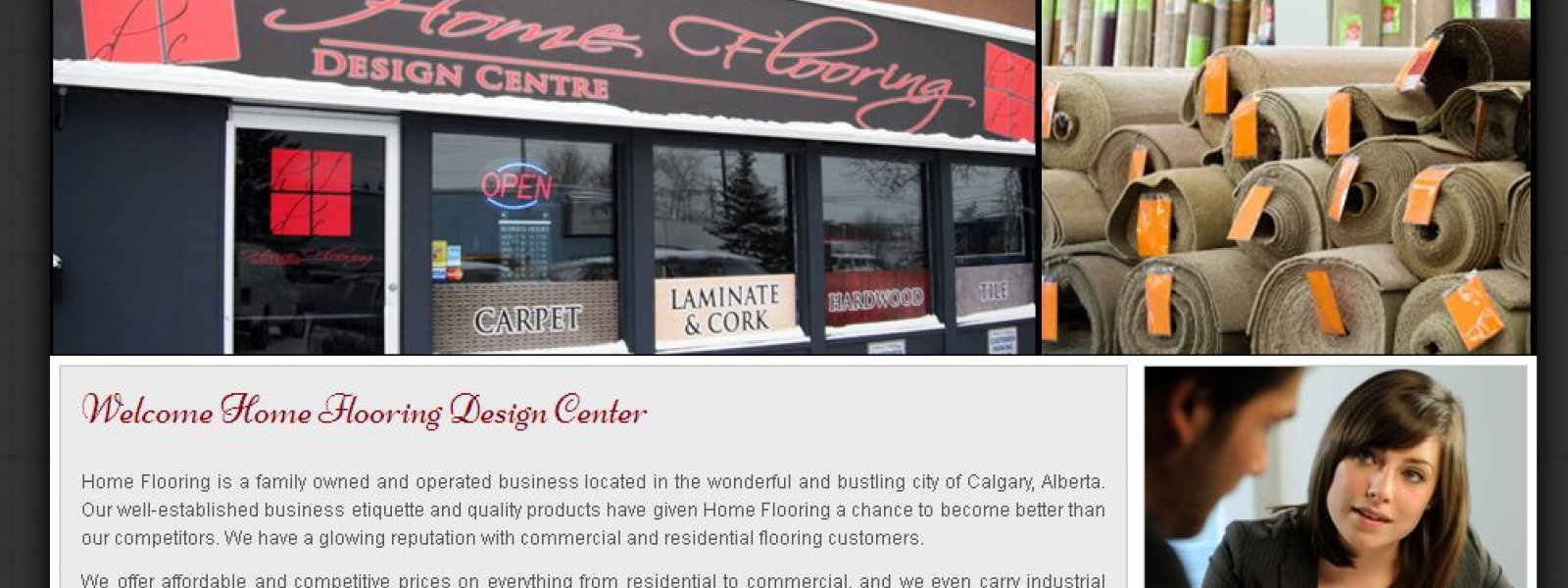 Home Flooring Design Centre   423 58th Avenue SE, Calgary, AB | N49.com