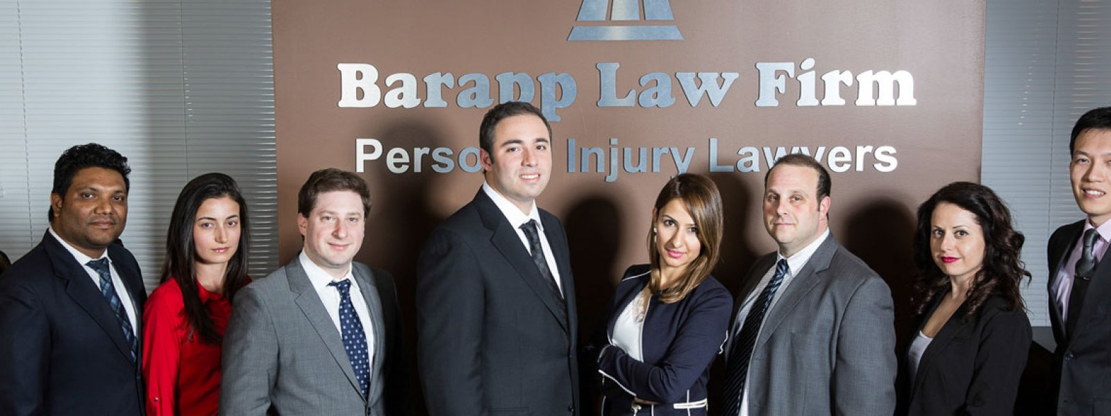 Barapp Law   👍 - 4.4/5 - 48 Reviews   1000 Finch Ave. West