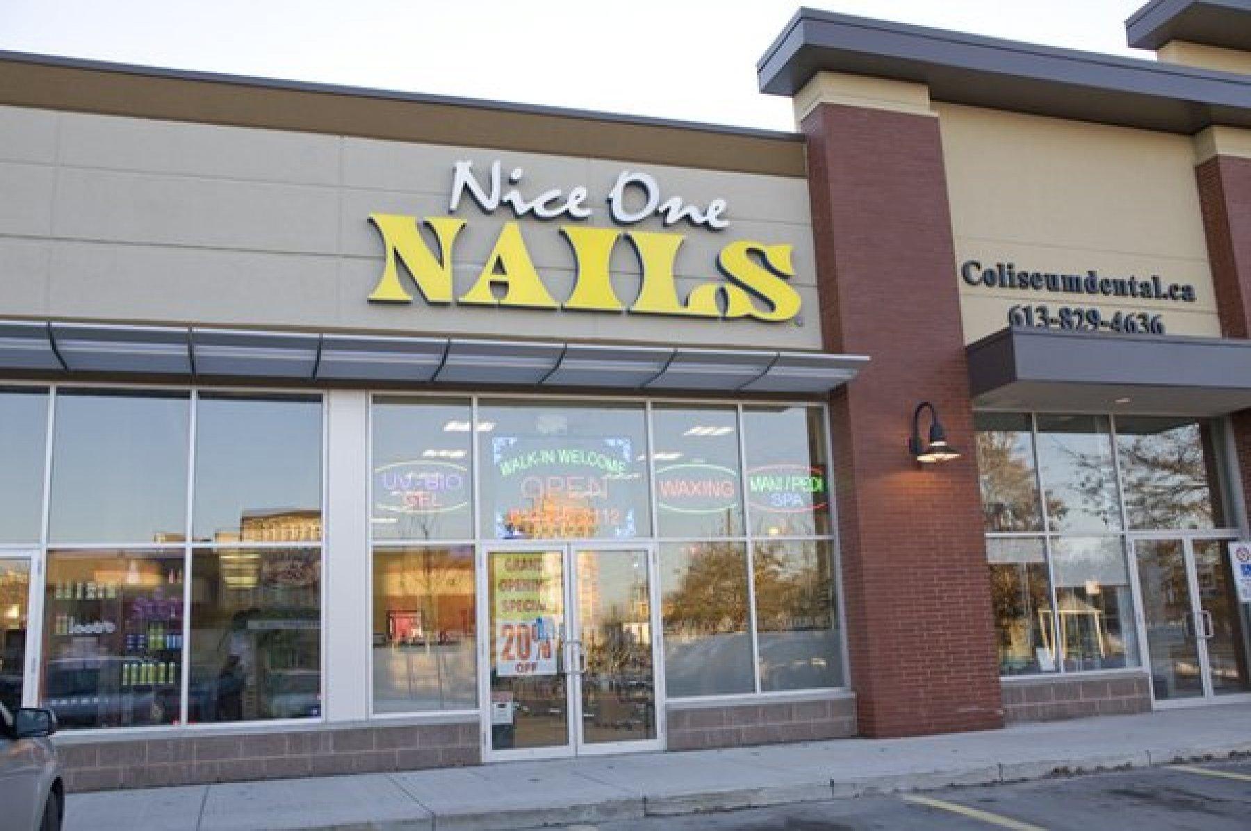 Nice One Nails (Carling) Ottawa | 👍 - 5/5 - 1 Review | 3098 Carling ...