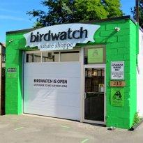 birdwatch storefront