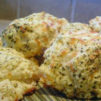 The famous Cheddar Biscuits