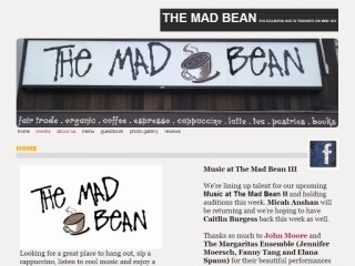 The Mad Bean, 519 Eglinton Avenue West , ON, Toronto