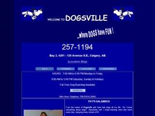 Dogsville Inc, Bay 2 4291  - 120 Avenue SE , AB, Calgary