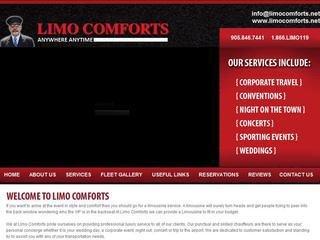 limo comforts , ON, Toronto