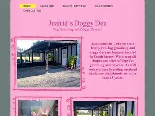 Juanita's Doggy Den , 2106 128 St , BC, Surrey