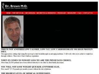 Dr. Jeffrey Brown/ Weightloss Through Wellness, 10 Disera Drive , 220, ON, Thornhill