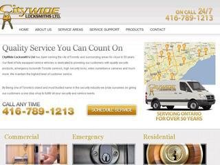 CityWide Locksmiths Ltd, 1750 Avenue Rd , ON, North York