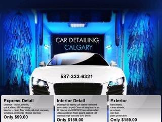 Car Detailing Calgary, 6047 Centre Street Southwest , AB, Calgary