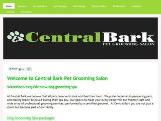 Central Bark Pet Grooming Salon, 285 Weber Street North , unit 8, ON, Waterloo