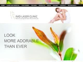 IMD Skin, Vein & Hair Removal Clinic, 181 Eglinton Ave. East , ON, Toronto