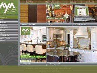 AyA Kitchens of Regina (Creative Kitchens),  1142 MacDonald Street , SK, Regina
