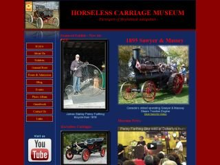 Horseless Carriage Museum, 1427 County Rd 8    RR3 , ON, Fenelon Falls