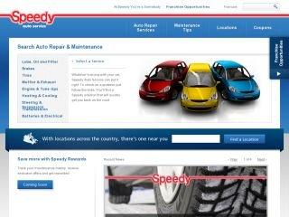 Speedy Auto Service, 2714 Robie St , NS, Halifax