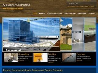 A Buckner Contracting, 42 Merritt Rd , ON, East York