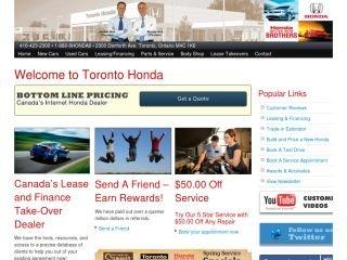 Toronto Honda, 2300 Danforth Avenue , ON, Toronto
