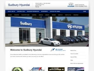 Sudbury Hyundai, 1120 Kingsway Ave. , ON, Sudbury