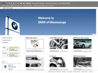 BMW of Mississauga, 4505 Dixie Road , ON, Mississauga