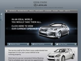 Erin Park Lexus, 2360 Motorway Blvd. , ON, Mississauga
