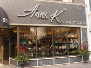 anna k salon spa reviews 1966 avenue road toronto on