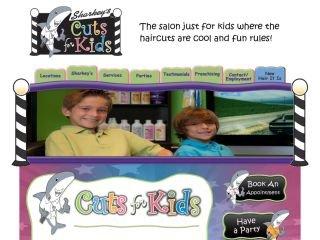 Sharkey's Cuts for Kids, 2273 Rymal Road East , ON, Stoney Creek