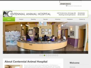 Centennial Animal Hospital, 2747 Pembina Hwy , MB, Winnipeg