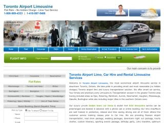 Airport Limo North York , 316-325 Bogert Ave , ON, East York