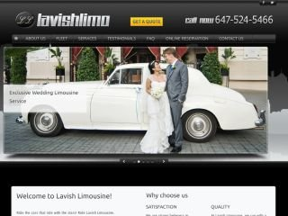 Lavish Limo, 68 Corporate Dr , ON, Scarborough