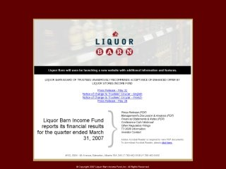 Liquor Barn, 4880 32 Ave NW , AB, Calgary