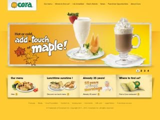 Cora's Breakfast & Lunch, 1545 Merivale Rd , ON, Nepean