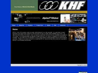 KHF Car Audio & Performance Products, 170 Esna Park Drive , Unit 10, ON, Markham