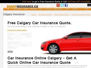 Sharp Insurance, 1000 Centre St N #100 , AB, Calgary