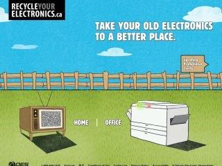 RecycleYourElectronics.ca, Toronto, ON  , ON, Toronto