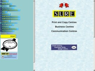 Sure Copy Centre, 3709 17 Ave SW , AB, Calgary