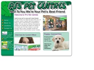 P J's Pet Centre, 1355 Kingston Rd , ON, Pickering