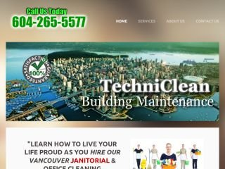 Techniclean Industries Corp., Unit # 211-7184-120 Street , BC, Surrey