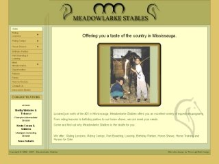 Meadowlarke Stables, 2800 Meadowpine Boulevard , ON, Mississauga