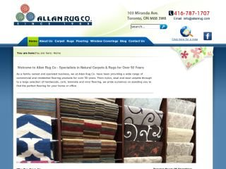 Allan Rug Company Ltd, 103 Miranda Ave , ON, York
