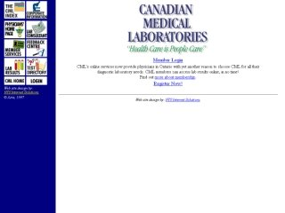 Canadian Medical Laboratories, 164 Queen St E #B103 , ON, Brampton