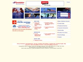 Purolator, 6520 Kestrel Rd , ON, Mississauga