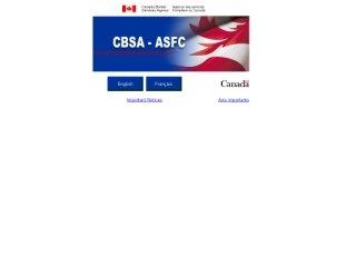 Canada Customs, Kelowna Airport , BC, Kelowna