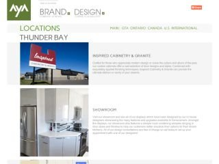 AYA Kitchens Thunder Bay (Inspired Cabinetry & Granite), 1134 Roland St. , ON, Thunder Bay