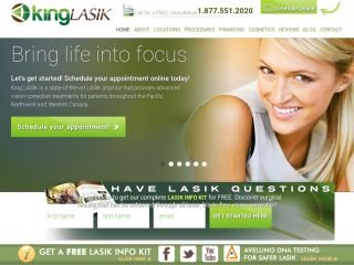 Dr. Joseph King, MD FRCSC- Lasik Surgeon, 15240 56 Avenue , 311, BC, Surrey