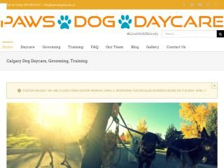 PAWSitively Natural Dog Daycare, 1313 16 Ave SW , AB, Calgary