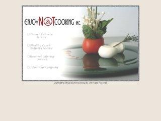 Enjoy Not Cooking Inc , ON, Toronto