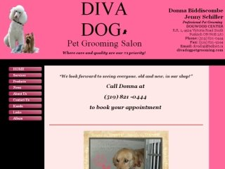 Diva Dog Pet Grooming, 4424 Victoria R South , Unit B, ON, Guelph