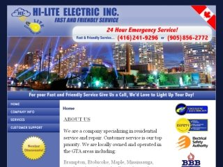 Hi-Lite Electric Inc, 260 Regina Road, Unit #15 , ON, Woodbridge